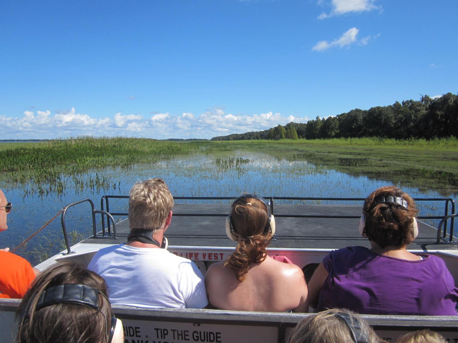 Boggy Creek Airboat Rides | DestinMom