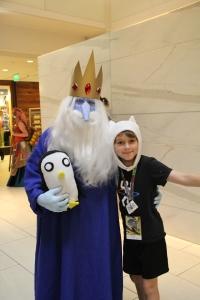 Ice King!